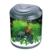 ACUARIO DIAMANTE BOYU BYG-26LED 26LT  INCLUYE FILTRACION Y LUCES LED
