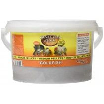 GOLDFISH PELLETS MEDIUM SINKING 2.75 LB