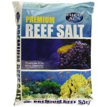 REEF SALT BOLSA 7KG OMEGA ONE 60 GALONESCatálogo  Productos