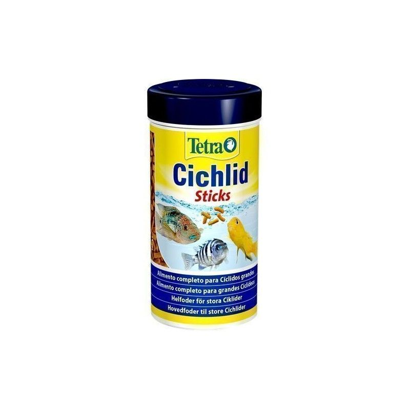 TETRA CICHLID STICKS X 160 GRS