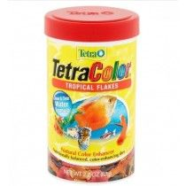 TETRA COLOR TROPICAL FLAKES  62GR PARA PECES TROPICALES