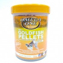 Goldfish Pellets 1,5mm 119gr