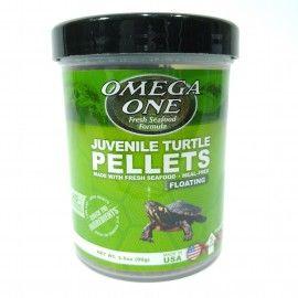 JUVENILE TURTLE PELLETS 99GR OMEGA ONE PARA TORTUGAS