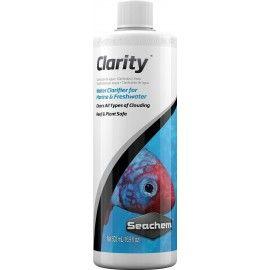Aclarador De Agua Clarity 500ml Seachem