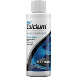 Reef Calcium 100ml Nutrientes Para Arrecife Seachem