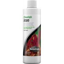 Suplemento Acuarios Plantados Flourish Iron 250ml