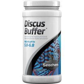 Regulador De Ph Para Acuarios Discus Buffer 250gr Seachem