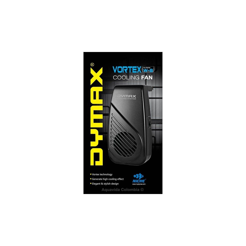 Ventilador enfriador w8 dymax para acuario de bajo consumo - Ventilador bajo consumo ...