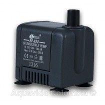 Sp 850 Capacidad 350l/H Bomba De Agua Para Acuario O Estanque