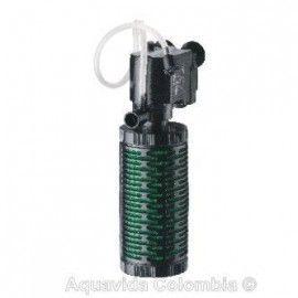 FILTRO PARA ACUARIO RESUN SP-1100L CAPACIDAD 500L/H