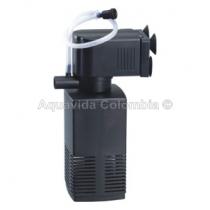 Filtro Para Acuario Resun P-400l Capacidad 450l/H