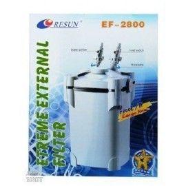 Filtro Para Acuario De Canasta Resun Ef-2800