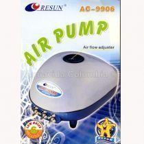 Motor De Aire Ac9906 Para Acuarios Y Estanques Resun