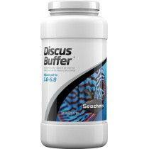 Regulador De Ph Para Acuarios Discus Buffer 500gr Seachem