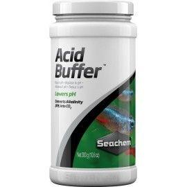 Acidificador Para Acuarios Acid Buffer 300gr Seachem