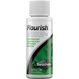 NUTRIENTES PARA PLANTAS DE ACUARIO FLOURISH  50ML SEACHEM