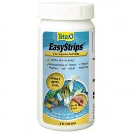EASY STRIPS KIT COMPLETO 25 TIRAS TETRA PARA ACUARIOS Y ESTANQUES