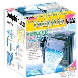 FILTRO EXTERIOR PARA ACUARIO H-300 (430 LTS X HORA) DOPHIN
