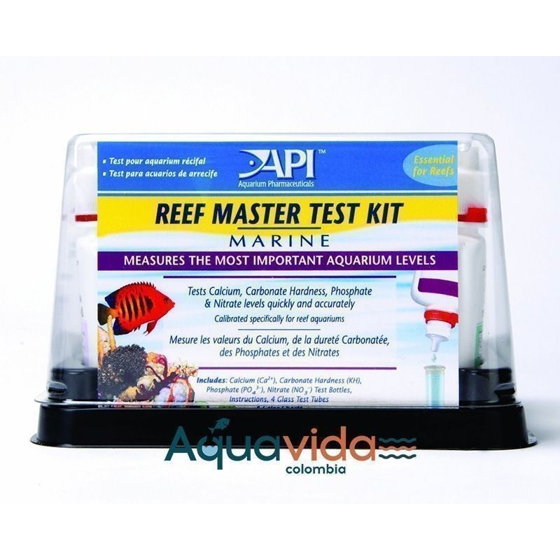 Master Test Kit Reef API