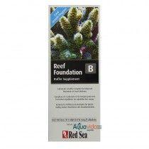 Red Sea Reef Foundation B (Alk) 500ml para acuarios marinos
