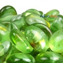 Piedras Decorativas Vainilla Green 50 Piedras