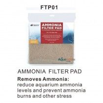 Removedor de amoniaco para Acuarios