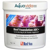 REEF FOUNDATION ABC+ RED SEA EN POLVO 1KG