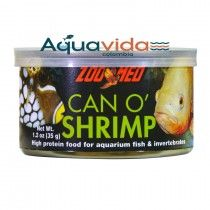 ZOOMED CAN O SHRIMP ARTEMIA 1.2OZ (35gr)