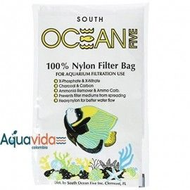 Nylon Filter Media Bag 6X12 Pulgadas  (15X30cm)