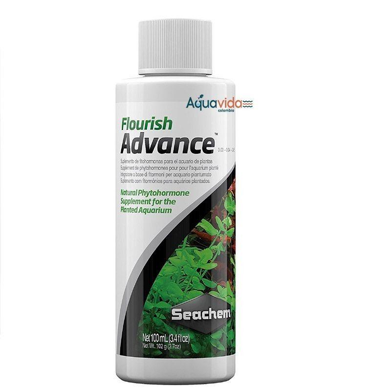 Seachem Flourish Advance 100ml para acuarios plantados