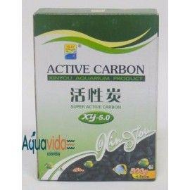 Carbon Activado Filtrante C500 Resun Para Acuarios