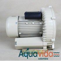 Turbina De Aire Peces 95000lt/h 550w Sunsun 1 Año Garantía