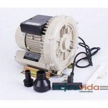 Turbina De Aire Peces 48000lt/h 370w Sunsun 1 Año Garantía