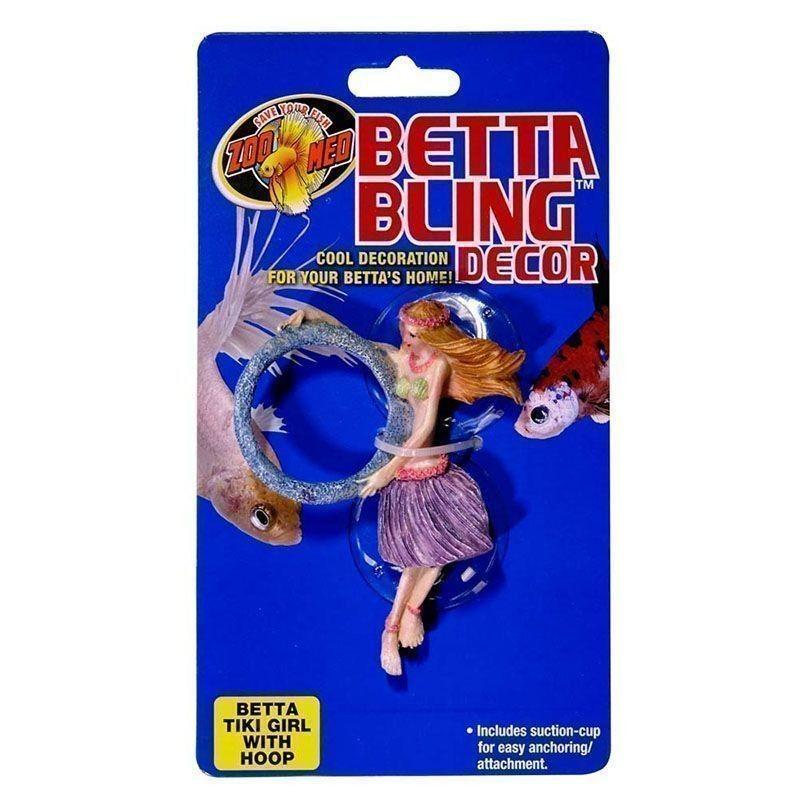 BETTA BLING – TIKI GIRL W/ HOOP
