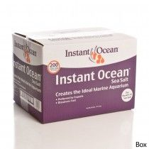 SAL INSTANT OCEAN 200 GALONES