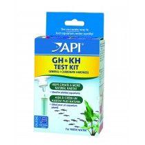 Test De Dureza GH +KH TEST API Para Acuarios Y Estanques