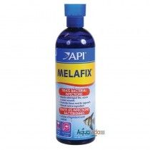 Tratamiento Melafix Api X473ml Medicamento Para Peces